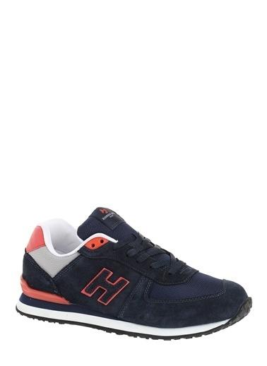Hammer Jack Bağcıklı Spor Ayakkabı Lacivert